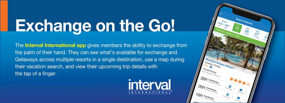 interval international travel deals